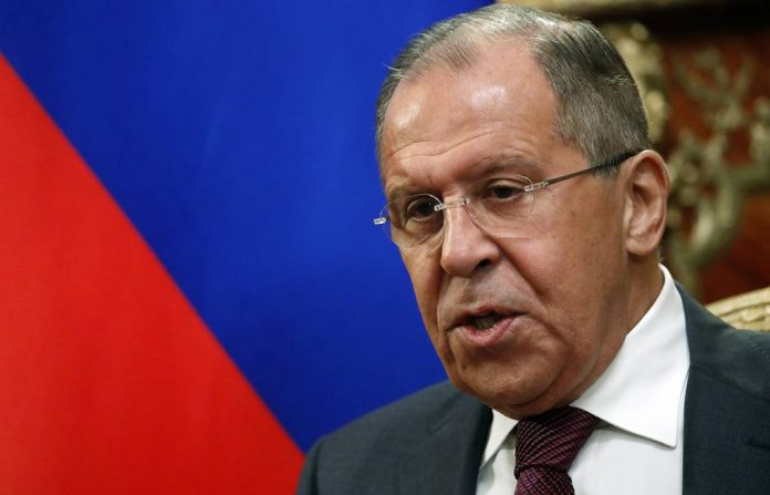 Lavrov held talks with his Chinese counterpart at COVID 19