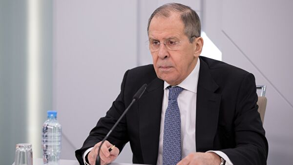 Lavrov predicts fruitless conversation of foreign Ministers Norman format