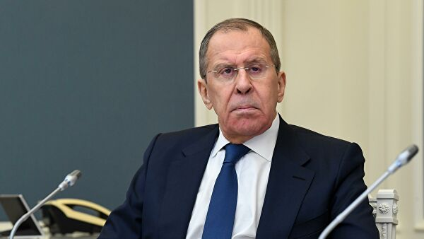 Lavrov said attempts to put the blame on who the blame for COVID 19 unacceptable