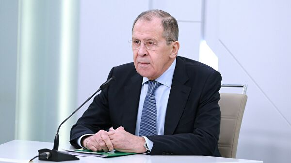 Lavrov said many Russians remain abroad
