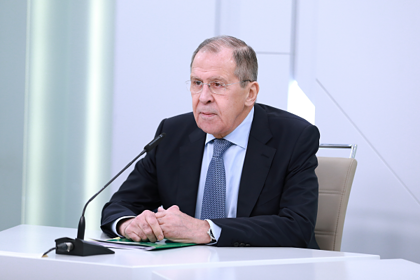 Lavrov spoke about the contradictions in the G20