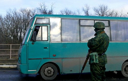 LNR and Kiev have completed the exchange of prisoners