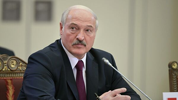 Lukashenko has called for the introduction of measures of isolation