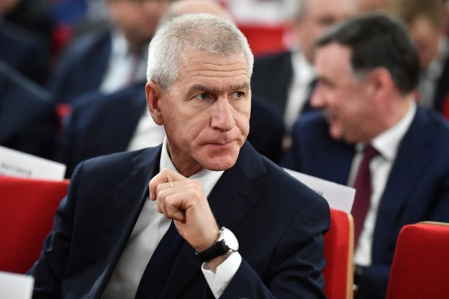 Matytsin: the State does not compensate for the losses of professional sports