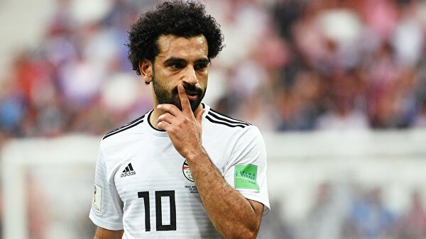 Media Mohamed Salah has bought thousands of tons of food for his village