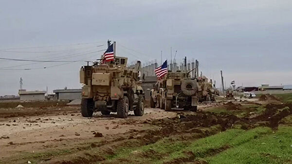 Media reported about the attack on an American patrol in Syria