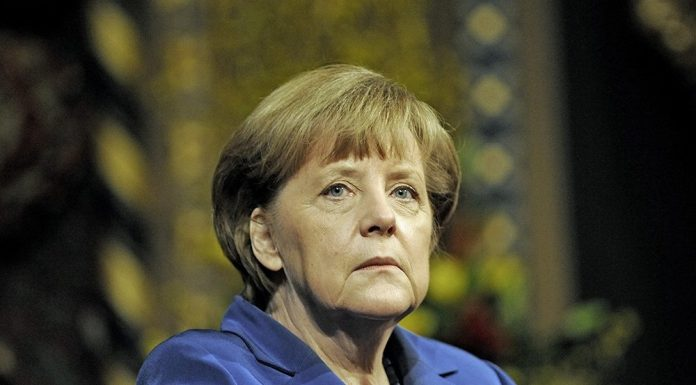 Merkel called the pandemic is the most serious challenge since the creation of Germany