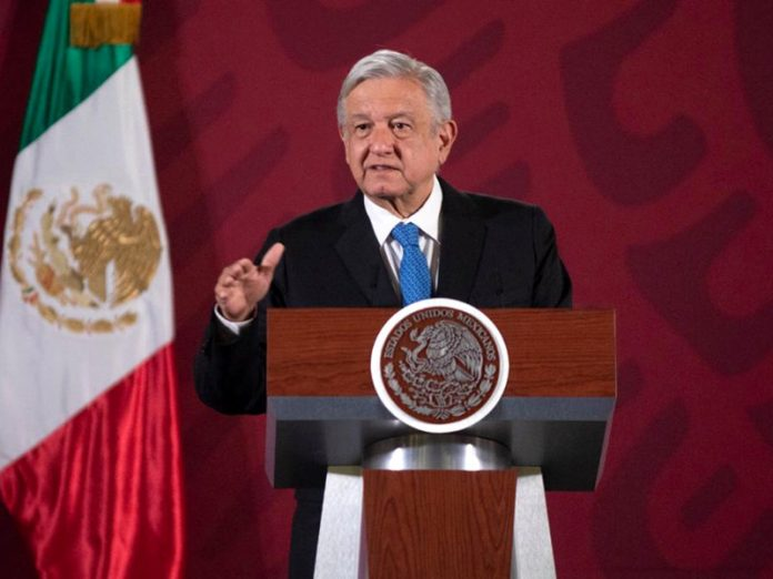 Mexico agreed to cut oil production by the United States