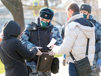 for Saturday, April 11, in the capital was fined 1358 people for noncompliance with social distance (at least 1.5 metres)