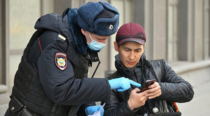 Moscow authorities explained the procedure for obtaining the passes over the phone