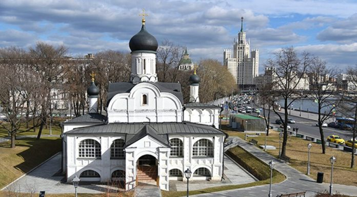 Moscow churches will hold worship services on Easter without the parishioners