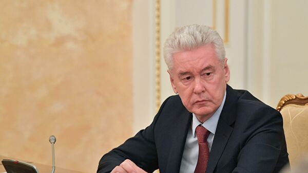 Moscow has not even passed the halfway mark in the victory over coronavirus said Sobyanin