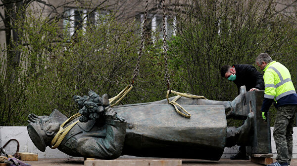 Moscow urged the Czech Republic to have dialogue on the issue of the demolition of the monument to Konev