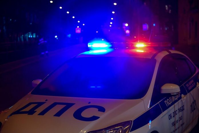 Motorcyclist knocked down a woman in the suburbs