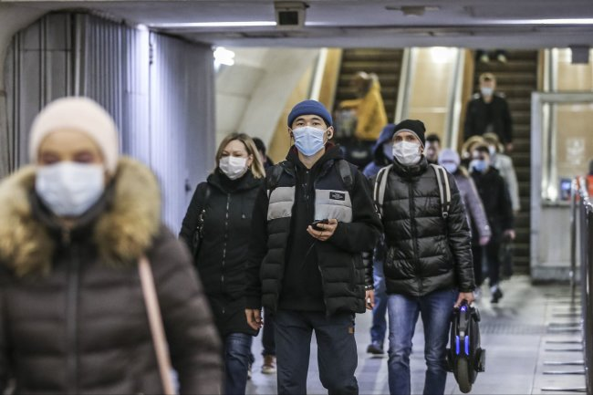 Murashko: Russians are not fully aware of the risks of infection