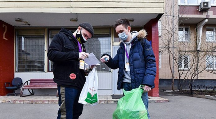 Muscovites warned about scams under the guise of volunteers