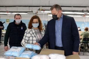 Photo: press-service of the Governor of the Astrakhan region