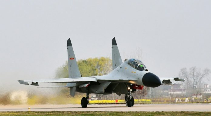 NI called the Chinese J 15 a bad copy of su 33