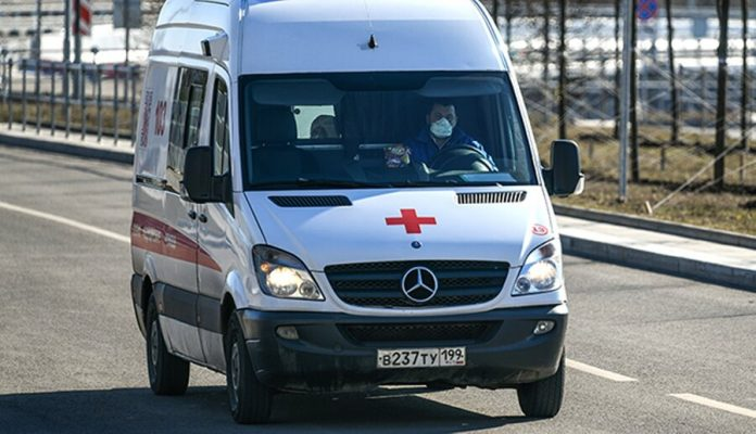 Oberstar explained all of the ambulances in Khimki