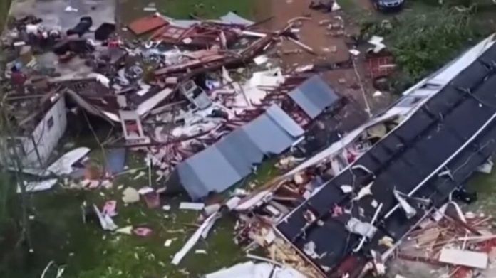 Over 30 people died in the US due to tornado
