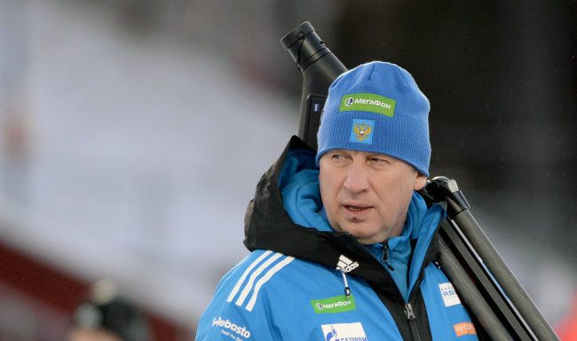 Polkhovsky will be the main coach of Russian national team on biathlon