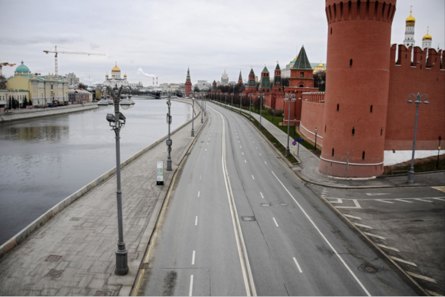 Poll: 50% of drivers supported a ban around the streets in Russia