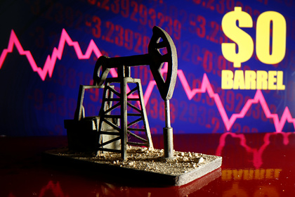 Predicted the ruble weakening due to the fall in oil prices