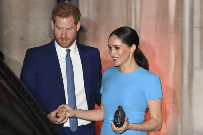 Prince Harry and Meghan Markle severed relations with a number of British Newspapers