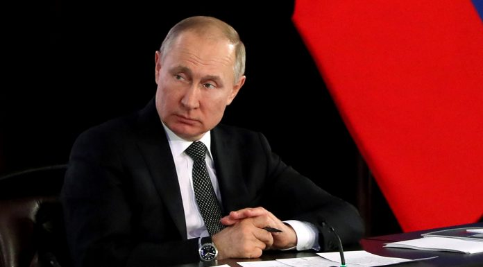 Putin has appointed a new Deputy Minister of justice