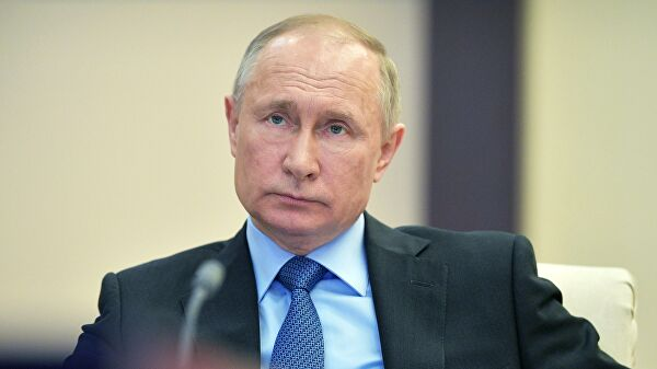 Putin spoke about the lead time for the regions to prepare for COVID 19