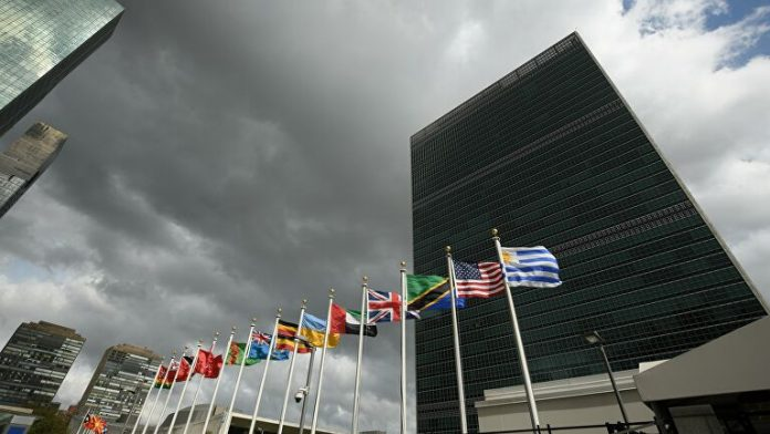 Russia opposed the manipulation at the UN climate change
