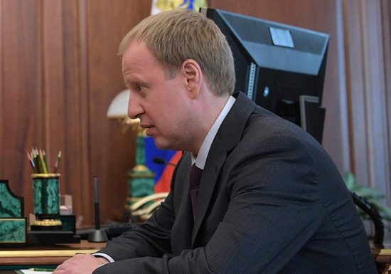 Russian Governor refused to help the business because of the catastrophic shortage of money