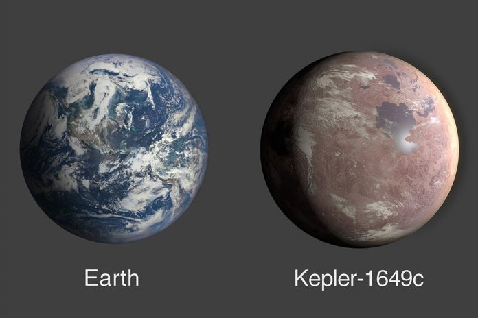 Scientists have found very similar to our planet