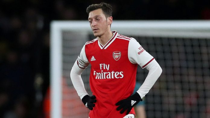 Shame on you Piers Morgan rips into Mesut Ozil after star refuses pay cut during coronavirus crisis VIDEO