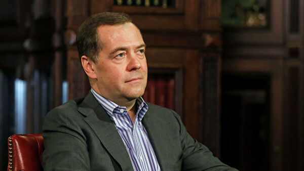 Shamelessly lie Medvedev about the accusations against Russia