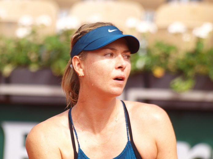 Sharapova lost to Sabatini in the final of the virtual championship of the USA on tennis