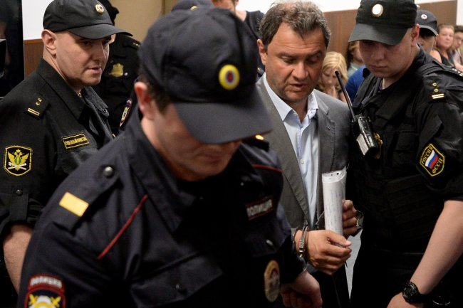 SK finished an embezzlement case during the restoration of the Hermitage