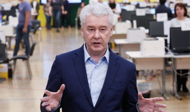 Sobyanin: access mode - this inconvenience, but we have no choice