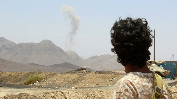 The Arab coalition urged parties in Yemen to stop the escalation