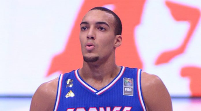 "The basketball player ""Utah"" Rudi Gobert was threatened with death after Contracting coronavirus"