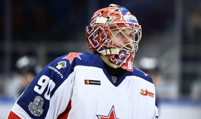 The CSKA goalkeeper Ilya Sorokin will continue his career in the NHL