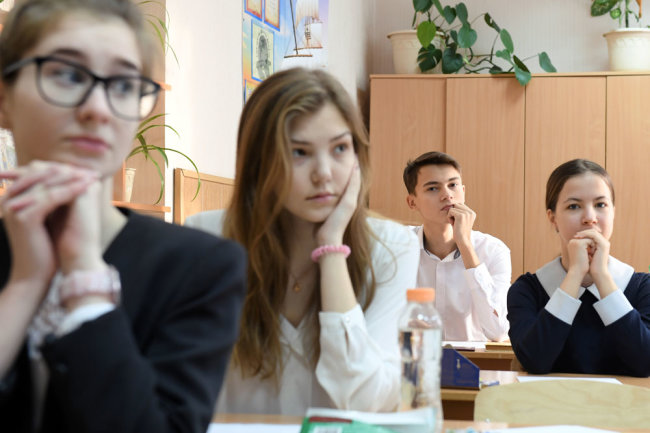 The decision on the timing of the exam may be taken after the may holidays