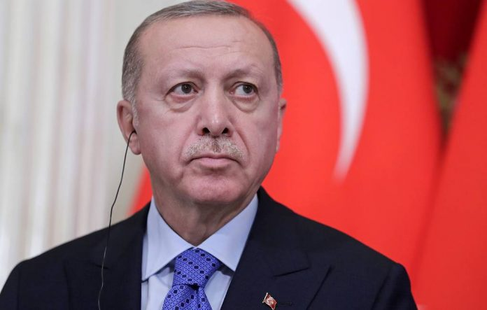 The division of the world Erdogan said that will be after the pandemic
