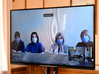 Survey of workers and residents of the home for the Smolensk region revealed a single case of the disease COVID-19, wherein the suspected disease have 86 people