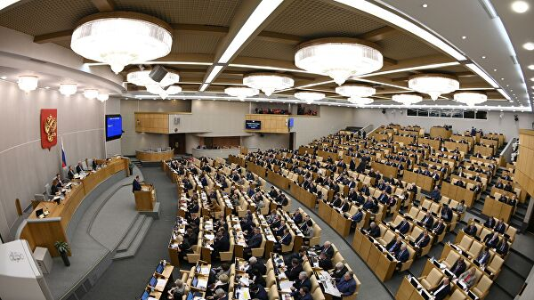 The EP will support the proposal Volodina about the cancellation of the vacations of deputies