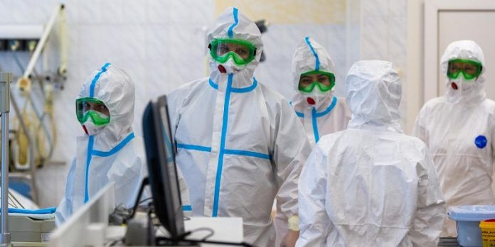 The fight against the coronavirus the clinic will receive drugs and equipment to 100 million rubles
