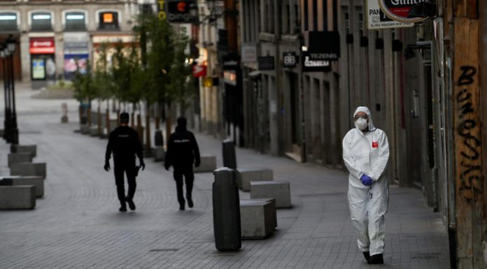 The influence of the pandemic on relations between Russia and the EU