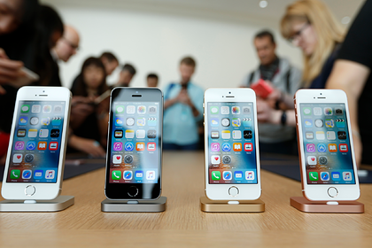 The main buyers of cheap iPhone SE