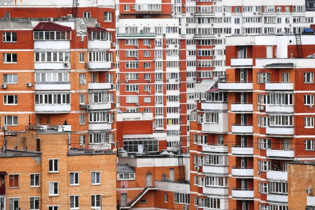 The Ministry of construction determined the size of the standard housing