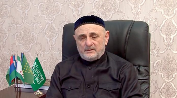 The mufti of Ingushetia, died in a few hours after being hospitalized with suspected coronavirus